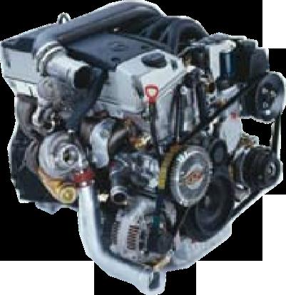 Mercedes 300 Motor